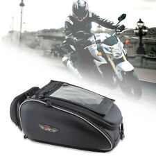 Magnetic Motorcycle Motorbike Oil Fuel Tank Bag Waterproof Backpack Bags Luggage