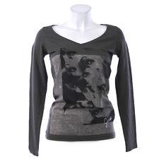GUESS Shirt Pullover Gr. M/38 olive *Baumwolle/Elastan* NEU