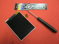 DISPLAY LCD per SAMSUNG GT S3370 GALAXY POCKET+ GIRAVITE CROCE 2.0 Nuovo Monitor
