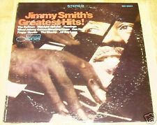 Jimmy Smith Greatest Hits BLUE NOTE BST 89901 2-Lps NEAR MINT FREE US SHIPPING