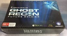 Xbox 360 Game Ghost Recon Future Soldier Collector's Edition Collectors BrandNew