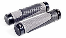 NEW KEIRIN DUAL DENSITY LOCK ON MTB HYBRID ROAD BIKE CYCLING HANDLEBAR GRIPS
