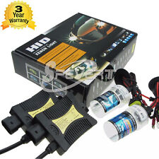 55W HID Xenon Headlight Conversion Kit H1/H3/H7/H8/H9/H10/H11/9005/9006/880