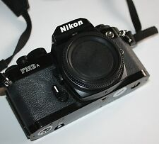 Nikon FM3A SLR Film camera body 308755 Black