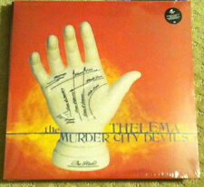MURDER CITY DEVILS Thelema LP at the drive Area 51 Botch big Business hot snakes