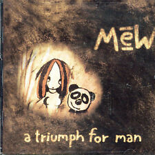 MEW Triumph For Man 2-cd set RARE (frengers/+ -/glass handed/no more stories)