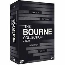 Dvd THE BOURNE - Collection (Box 4 Dvd) ......NUOVO