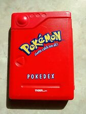 Pokemon Pokedex Tiger Handheld Electronic Great Working Condition NEW Battery