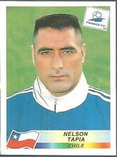 PANINI WORLD CUP FRANCE 1998- #104-CHILE-NELSON TAPIA