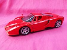 MAISTO Die-Cast 1:24 Scale Red ENZO FERRARI