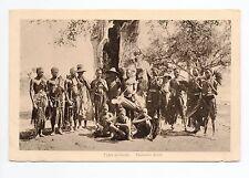 AFRIQUE scenes types ethnies missions Ethnics  Danseurs mossi