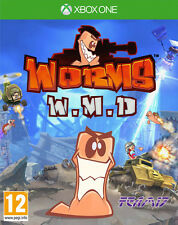 Worms WMD D1 Day One Edition XBOX ONE IT IMPORT SOLD OUT PUBLISHING
