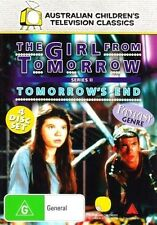 THE GIRL FROM TOMORROW - SERIES 2 - THE COMPLETE (4DVD SET) BRAND NEW!! SEALED!!