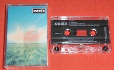 OASIS - UK CASSETTE TAPE SINGLE - WHATEVER