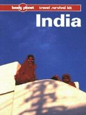 Lonely Planet India: A Travel Survival Kit (6th ed)