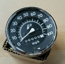 1972 Polaris snow mobile sled machine TX Colt speedometer NEW NOS Made in Japan