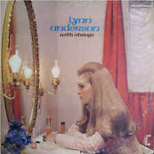 "LYNN ANDERSON ""With Strings"" *RARE* USED 1971 Chart LP NM/NM"