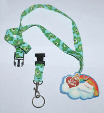 "Japanese 23"" Care Bears Good Luck Bear Clip Strap Tie Down Shoelaces Show Laces"