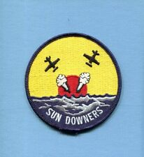 VF-111 SUNDOWNERS US NAVY GRUMMAN F-14 TOMCAT F-4 PHANTOM Fighter squadron Patch