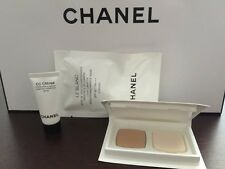 Chanel CC Cream SPF50, Le Blanc Brightening Makeup Base SPF40, Whitening Compact