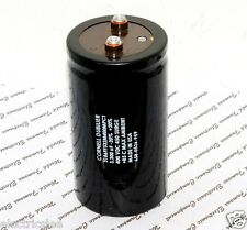 1pcs-CDE 3300uF 400V 3186FF332M400MPC1 Screw Terminal Capacitor- 64x120 (BOX017)