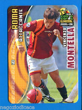 [GCG] CALCIO CARDS GAME 2005-06 - Figurina-Sticker n. 160 - MONTELLA - ROMA