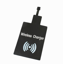 Universal QI Wireless Charging Receiver Card  for Samsung Xiaomi Micro USB Port