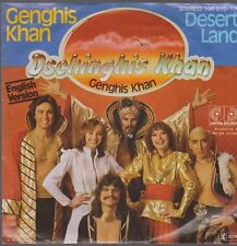 """7"""" Vinyl Dschinghis Khan Genghis Khan / Desert Land 70`s Jupiter"""
