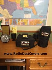 Yaesu MD-200A8X or MD-100 microphone DUST COVER the world's BEST cover