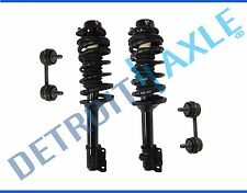 Brand New 4pc Rear Quick Strut & Sway Bar Link Set for 1993 - 1999 Nissan Altima