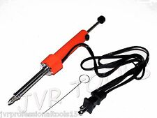 30W IRON SOLDERING GUN Electric Welding Solder 110 Volts 2-N-1 DESOLDERING PUMP