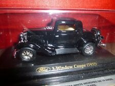SERIE PRESSE VOITURE FORD 3 - WINDOW COUPE 1932