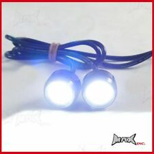 Reverse lights - Projected LED Lens - Super Bright - Waterproof - Aluminium