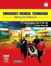 Emergency Medical Technician (Hardcover): Making the Difference-ExLibrary