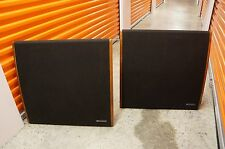 DAHLQUIST DQ-10 Floor Standing Speakers ( PAIR )
