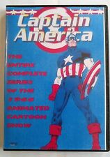 1966 Captain America Complete Cartoon Series on DVD