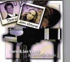 Dario&Jan Vayne-Jij Bent Mijn Leven cd single