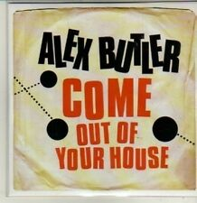 (CQ894) Alex Butler, Come Out Of Your House - 2012 DJ CD