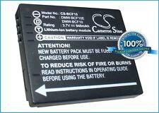 3.7 V Batteria per Panasonic Lumix dmc-fx40k, Lumix dmc-fx40eg-s, Lumix dmc-fs62eg