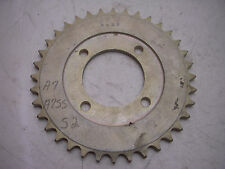KA35 A7 AVENGER KAWASAKI New Sprocket 36 TOOTH 1967-71