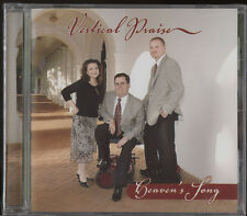 SEALED SOUTHERN GOSPEL MUSIC CD,VERTICAL PRAISE,HEAVEN'S SONG