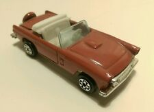 Vintage Kidco Tough Wheels 56 Ford Thunderbird Red T-Bird