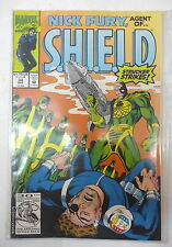 nick fury agent of S.H.I.E.L.D. 34 marvel