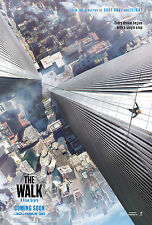 THE WALK MANIFESTO PHILIPPE PETIT ROBERT ZEMECKIS JOSEPH GORDON LEVITT KINGSLEY