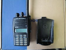 TWO WAY RADIO MOTOROLA GP388 VHF 136-174 MHZ 5W 255 CHANNELS