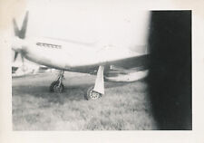 WWII 1940s USAAF Airplane Photo #2 P-51 Mustang aircraft