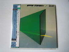 "Eddie Jobson ""Zinc""  Japan mini LP SHM CD   UK"