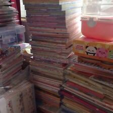 30$ Discounted Wholesale Kawaii Stationery Lot Q-lia Crux Kamio San-X Sanrio