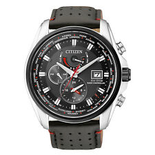 Montre Citizen Radio Pilotée AT9036-08E Eco-Drive - Noir