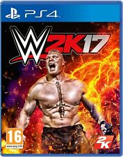 WWE 2K17 PS4 Game (BRAND NEW SEALED)